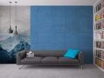 Fototapet autoadeziv ,,blue mountains silhouette,, cod FA07