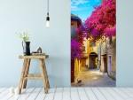 Fototapet autoadeziv printat ,,old town of Provence,, cod FA09
