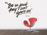 Sticker decorativ Wall Art citat motivational