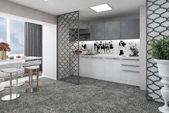 Amenajare Studio Gloria Agency