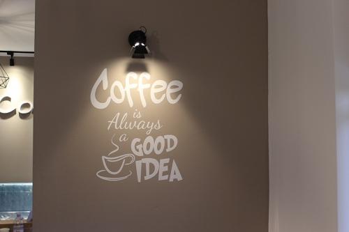 autocolant pentru perete wall art
