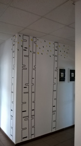 autocolante de perete Wall Art personalizate