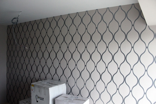 folie wall art decupata cutter plotter