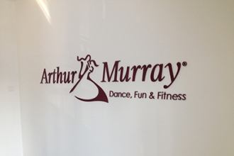 Litere Arthur Murray