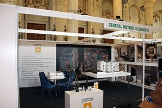 Stand Expozitional Central District