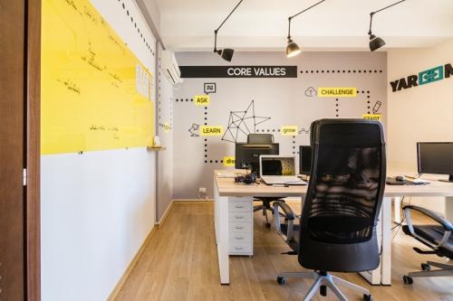 stickere wall art perete litere volumetrice polistiren personalizate